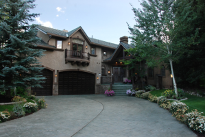 Webster Drive Lodge in Thaynes Canyon, Park City, Utah
